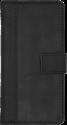 SCUTES DELUXE Booklet Case - Für iPhone 7 - Schwarz