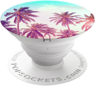 POPSOCKETS Palm Trees - Maniglia e supporto del telefono cellulare - Multicolore