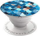 POPSOCKETS Really Mermaid - Poignée et support de téléphone portable - Multicolore