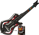 Guitar Hero: Warriors of Rock, Wii