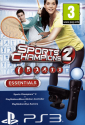 Sony PlayStation Move Starter Pack + Sports Champions 2, PS3, multilingual