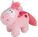 NICI Merry Heart Einhorn - Plüschfigur - 13 cm - Pink