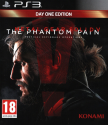 Metal Gear Solid V: The Phantom Pain - Day 1 Edition, PS3 [Version allemande]