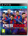 PES 2018 - Pro Evolution Soccer 2018: Premium Edition, PS3, deutsch/französisch