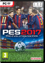 PES 2017 - Pro Evolution Soccer, PC, tedesco/francese