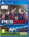 PES 2017 - Pro Evolution Soccer, PS4 [Version italienne]