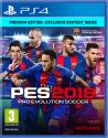 PES 2018 - Pro Evolution Soccer 2018: Premium Edition, PS4 [Italienische Version]