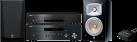 Yamaha HIFI PACK 301, schwarz/schwarz