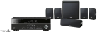 Yamaha YHT-4940 - 5.1-Kanal Heimkino System - Bluetooth - Schwarz