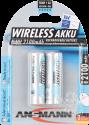 ANSMANN maxE Wireless Batterie 2 x AA NiMH 2100 mAh