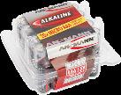 ANSMANN Micro Batterie 20 x AAA Alkalisch