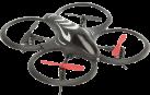 HyCell RC X-Drone RtF - Drohne -  6-Achsen-Gyro-Stabilisation - schwarz