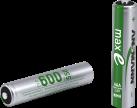 ANSMANN 600 - 4x 550 mAh - Silber