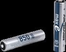 ANSMANN 850 - 4x 800 mAh - Silber