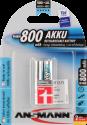 ANSMANN maxE Batterie 2 x AAA NiMH 800 mAh