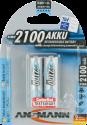 ANSMANN maxE Batterie 2 x AA NiMH 2100 mAh
