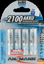 ANSMANN maxE Batterie 4 x AA NiMH 2100 mAh