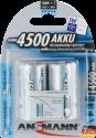 ANSMANN PREMIUM Baby C Batterie 2 x HR14 NiMH 4500 mAh