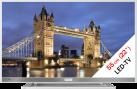 GRUNDIG 22 GFW 5620, LED-TV, 22, 200 Hz, weiss
