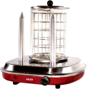 ALCO SHO-5 - Hot Dog Maker - Inox/Rouge