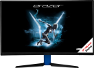 MEDION ERAZER X57425 (MD 21426) - Curved Gaming Monitor - 27 / 68.6 cm - Nero/Blu