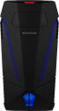 MEDION® ERAZER® X47009 - Gaming Desktop PC - Intel® Core™ i7 Prozessor - Schwarz/Blau