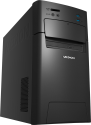 MEDION Akoya P5372 I - Gaming PC - Intel Core i5-6402P (2.8 GHz) - Schwarz