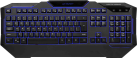 MEDION ERAZER X81019 - Clavier gaming - 24 touches anti-ghosting - noir