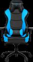 MEDION® ERAZER® X89017 - Gaming Chair - Gris/Bleu