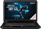 MEDION ERAZER X7843 - Notebook gaming - 17.3 - Noir