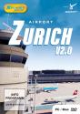 Airport Zürich V2.0 für XPlane 11 (Spielerweiterung), PC/Mac [Versione tedesca]