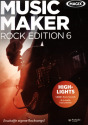 MAGIX Music Maker Rock Edition 6, PC [Version allemande]