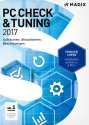 MAGIX PC Check & Tuning 2017, PC, 6 Lizenzen