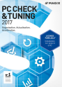 MAGIX PC Check & Tuning 2017, PC, 6 Lizenzen, Französisch/Italienisch