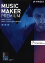 MAGIX Music Maker Premium, PC, italiano/francese