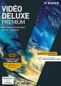 MAGIX Vidéo deluxe Premium, PC [Französische Version]