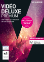MAGIX Video deluxe 2018 Premium, PC [Französische Version]