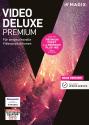 MAGIX Video deluxe 2018 Premium, PC