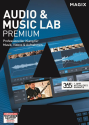 MAGIX Audio & Music Lab Premium 365, PC [Versione tedesca]