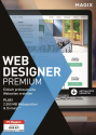 MAGIX Web Designer Premium, PC [Version allemande]