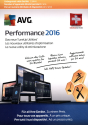 AVG Performance 2016 (TuneUp), PC/MAC, multilingual