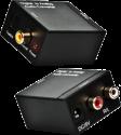 S-Impuls OC69130 - Convertisseur audio - Numérique -> Analogique - Noir