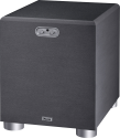 Magnat New Omega 380 - subwoofer Bassreflex actif - 17 - 200 Hz - noir