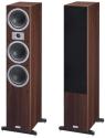 Magnat Tempus 77 - Enceinte colonne Bass-reflex 3 voies - 22 - 45.000 Hz - Marron
