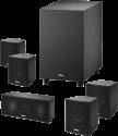 Magnat Interior 5.1X - Lautsprechersystem - 5.1-Kanal - Schwarz