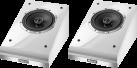 Magnat Shadow 102 ATM - Satelliten Lautsprecher paar - Max. 100 W - Weiss