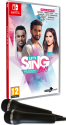 Let's Sing 2018 Hits français + 2 Mics, Switch [Versione francese]