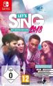Let's Sing 2018 mit Deutschen Hits, Switch [Versione tedesca]