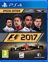 F1 2017 - Special Edition, PS4 [Italienische Version]