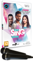 Let's Sing 2018 Hits français + 2 Mics, Wii [Versione francese]